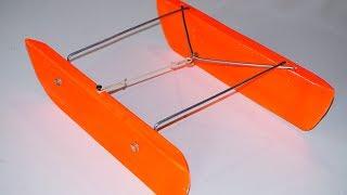 Ловля корабликом устройство кораблика принцип действия