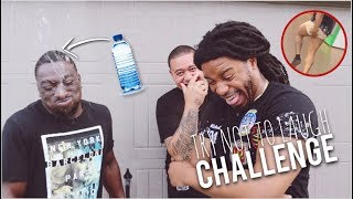 TRY NOT TO LAUGH CHALLENGE (LOSER WEARS DIAPER IN PUBLIC)!!! | MIGHTYDUCK