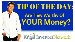 Investors Ask This 1 Question To Entrepreneurs To Find Out If They Are Worthy Of YOUR Money!
