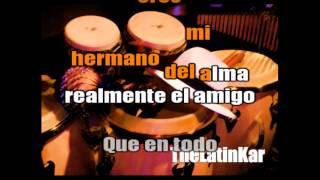 Amigo * Pedrito Fernández * Karaoke Demo