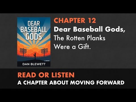 Dear Baseball Gods Book - Audiobook Sample Chapter 12