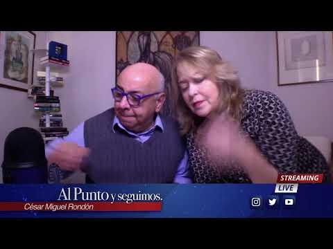 Al Punto y Seguimos con César Miguel Rondón. 17 de octubre de 2019