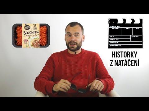 HISTORKY Z NATÁČENÍ: ŠPAGETY #1