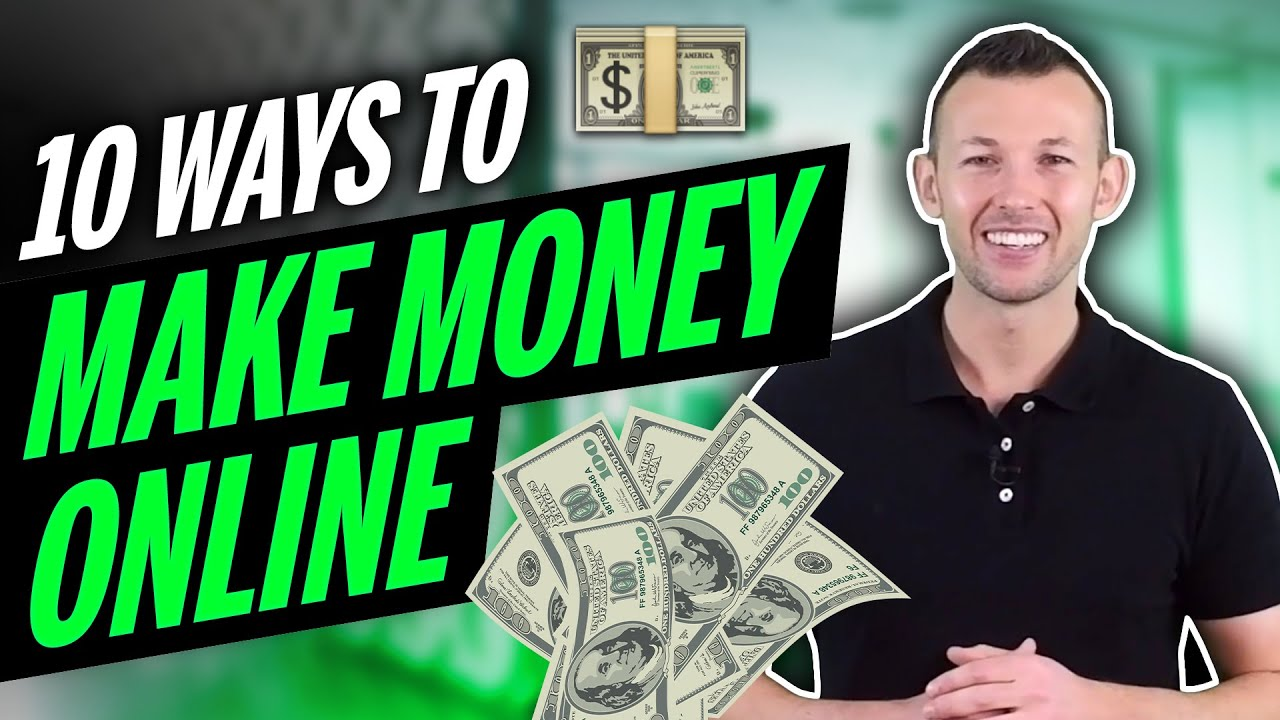 Leading 10 Ways to Earn Money Online in Canada & U.S. More?|# 8 might shock you (Part 2/2) thumbnail