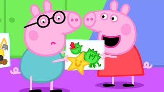 Peppa Pig Official Channel | Peppa Pig's Playgroup Star!