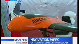 Kenyans showcase their innovations at Nairobi Innovation Week