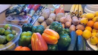 Food bank haul 45