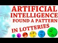 How to win the Powerball and Mega Millions lottery. Weekly forecast  from artificial intelligence.