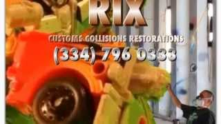 "RIX (334)796-0333 AC/DC COVER ""BACK IN BUSINESS"" HD"