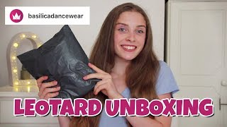 NEW LEOTARDS UNBOXING FROM BASILICA DANCEWEAR