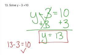 Saxon Algebra Test 4