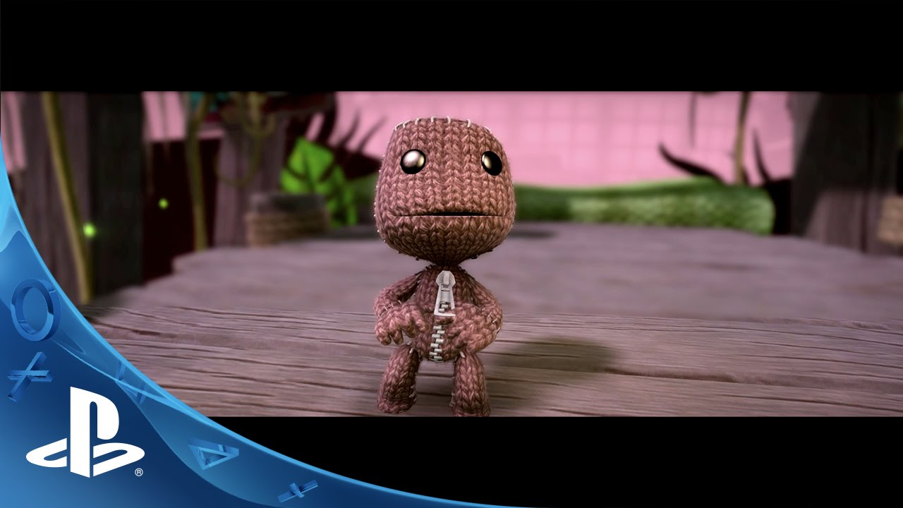 LittleBigPlanet 3: Hugh Laurie, Stephen Fry in All-Star Cast