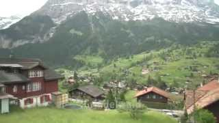 Jungfrau Switzerland Via Interlaken And Grindelwald