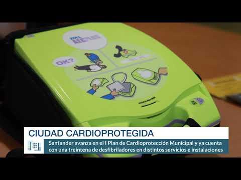 Santander, ciudad cardioprotegida