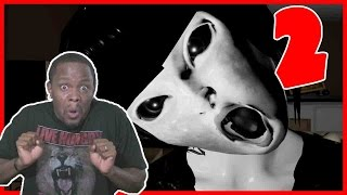 Black Guy Plays: Emily Wants To Play Pt.2 - LAUGH AT DEEZ NUTS!