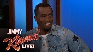 Sean 'Diddy' Combs on Aging, Hustling, Hip-Hop & Stevie Wonder