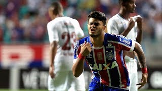 Bahia 1 x 1 Fluminense