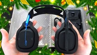 Holiday Gift Unboxing: Astro Gaming A50 GEN3! (Wireless Headset)