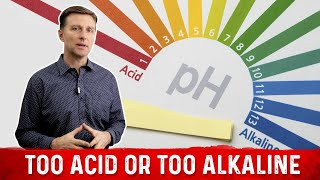 Alkaline vs Acidic body - How to Know If You Are Too Alkaline or Too Acid?