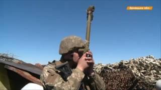 """Пьяные боевики вызвали бойцов АТО на """"дуэль"""""""