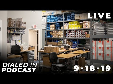 Dialed In Podcast - Live: 9-18-19
