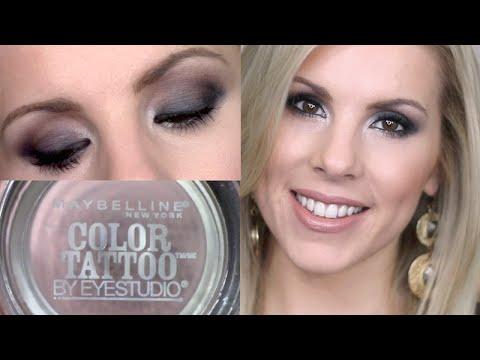 Color Tattoo Up To 24HR Longwear Cream Eyeshadow by Maybelline #3