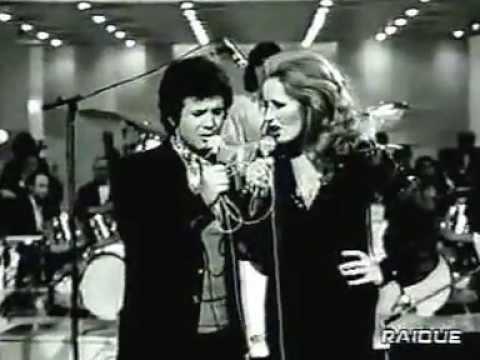 duetto Mina & Lucio Battisti  storici, completo live  Teatro 10   23 4 1972)