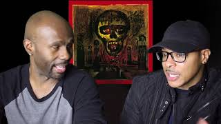 Slayer - Seasons In The Abyss (REACTION!!!)
