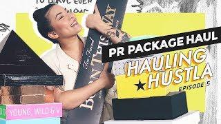 HUGE PR Package Haul | Hauling Hustla Ep. 5 | soothingsista