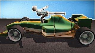 Araba Kazası Simülatörü