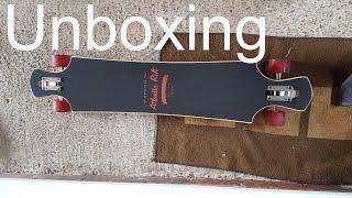 Atlantic Rift Longboard Unboxing + Review