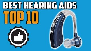 Best Hearing Aid 2020 - Top 10 Hearing Aids