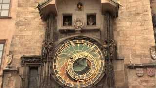preview picture of video 'Tourisme à Prague, une ville romantique et historique'