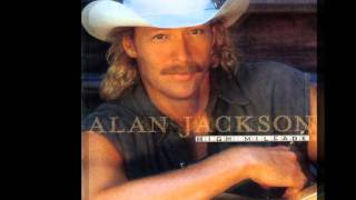 Alan Jackson - Hurtin' Comes Easy