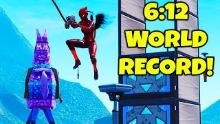 6:12 Official Death Run 2.0 WORLD RECORD!! ($5000 Cizzorz Death Run Winner) FORTNITE CREATIVE MODE!