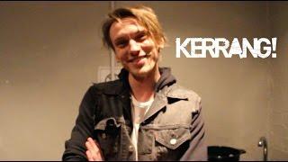 Kerrang! Tour 2016 – Counterfeit's Jamie Campbell Bower