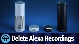 How to Listen to Your Alexa History and Delete Recordings