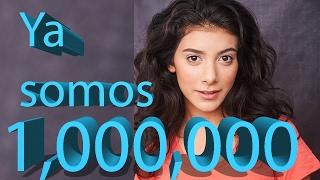 Giselle - 1,000,000 Subscribers!!!!! Video especial de un millón de suscriptores!