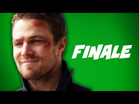 Arrow Season 2 Episode 23 - Top 5 WTF Moments