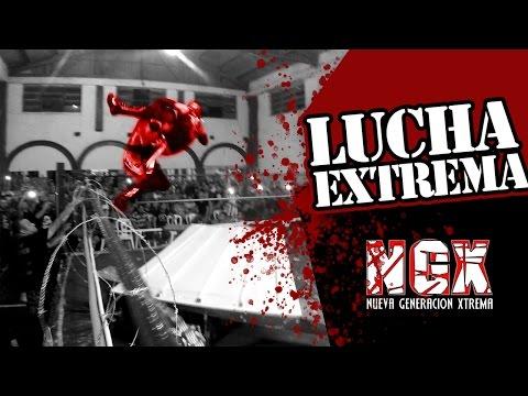 NGX - Extreme Lucha Libre - Monterrey, NL / GoPro HD