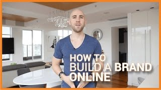 How To Build A Brand Online