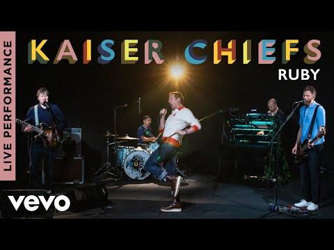 Kaiser Chiefs - Ruby - Live Performance | Vevo