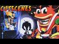 Crash Bandicoot: The Wrath Of Cortex ps2 Cenas Legendad