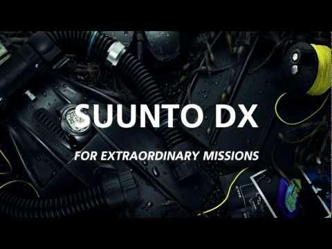 Suunto DX Introduction