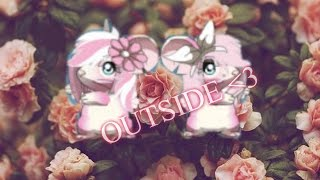 Transformice ~ ♪Calvin Harris ft. Ellie Goulding-Outside♪