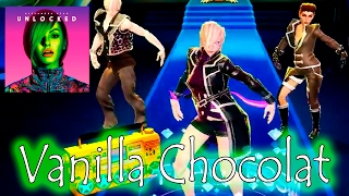 "Dance Central Fanmade - ""Vanilla Chocolat"" Alexandra Stan ft. Connect-R 