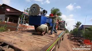 Tractor traailer truck