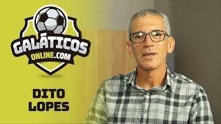 Conheça a história do comentarista Dito Lopes, contada no quadro 'Prazer, Sou Galático!'
