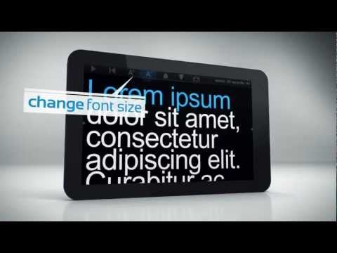 Video of Remote Prompter