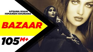 Bazaar (Full Video)| Afsana Khan Ft Himanshi Khurana | Yuvraj Hans | Gold Boy | New Punjabi Song 2020 - Download this Video in MP3, M4A, WEBM, MP4, 3GP